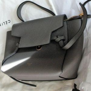 Celine Belt Bag Nano Grey